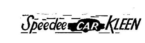 SPEEDEE CAR KLEEN