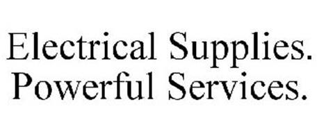 ELECTRICAL SUPPLIES. POWERFUL SERVICE.