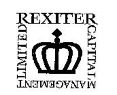 REXITER CAPITAL MANAGEMENT LIMITED