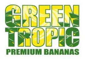 GREEN TROPIC PREMIUM BANANAS