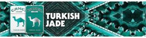 CAMEL JADE SILVER TURKISH BLEND CAMEL JADE TURKISH BLEND TRUKISH JADE