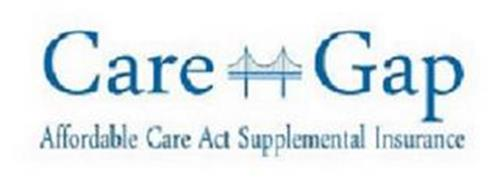 CARE GAP AFFORDABLE CARE ACT SUPPLEMENTAL INSURANCE