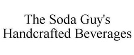 THE SODA GUY'S HANDCRAFTED BEVERAGES