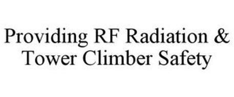 PROVIDING RF RADIATION & TOWER CLIMBER SAFETY