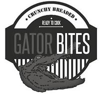"""· CRUNCHY BREADED · READY TO COOK GATOR BITES"""""""