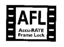 AFL ACCU-RATE FRAME LOCK
