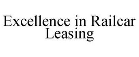 EXCELLENCE IN RAILCAR LEASING