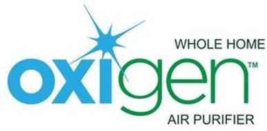 OXIGEN WHOLE HOME AIR PURIFIER