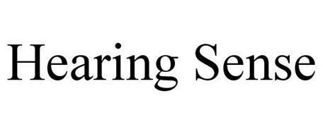 HEARING SENSE