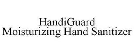 HANDIGUARD MOISTURIZING HAND SANITIZER