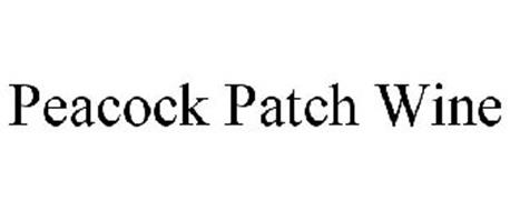 PEACOCK PATCH