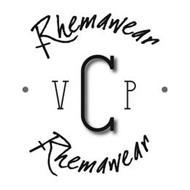 RHEMAWEAR · CVP · RHEMAWEAR