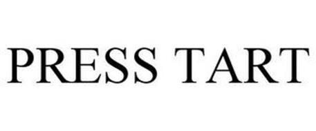 PRESS TART