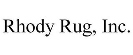 RHODY RUG, INC.