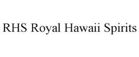 RHS ROYAL HAWAII SPIRITS