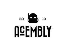 ACEMBLY 89 19