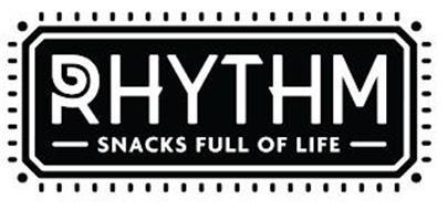 RHYTHM SNACKS FULL OF LIFE