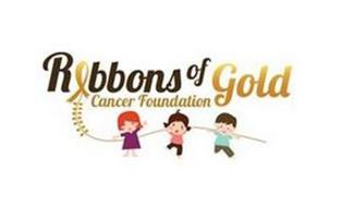 RIBBONS OF GOLD CANCER FOUNDATION