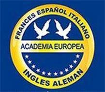 FRANCES ESPAÑOL ITALIANO ACADEMIA EUROPEA INGLES ALEMAN NUMERO 1 EN IDIOMAS