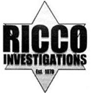 RICCO INVESTIGATIONS EST. 1979