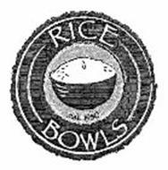 RICE BOWLS EST. 1980