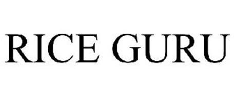 RICE GURU