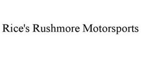 RICE'S RUSHMORE MOTORSPORTS