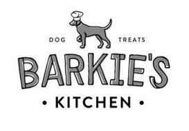 DOG TREATS BARKIE'S · KITCHEN ·