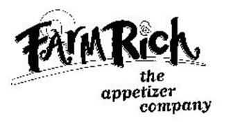 FARM RICH THE APPETIZER COMPANY