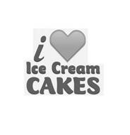 I ICE CREAM CAKES