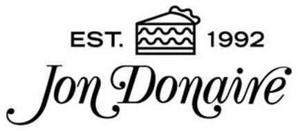 JON DONAIRE EST. 1992