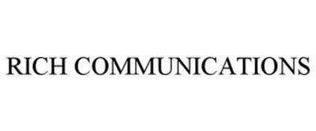 RICH COMMUNICATIONS