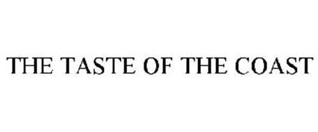 THE TASTE OF THE COAST