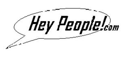 HEY PEOPLE!COM