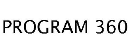 PROGRAM 360