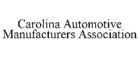 CAROLINA AUTOMOTIVE MANUFACTURERS ASSOCIATION
