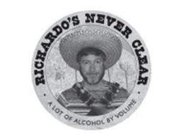 RICHARDO'S - DECAF COFFEE LIQUEUR