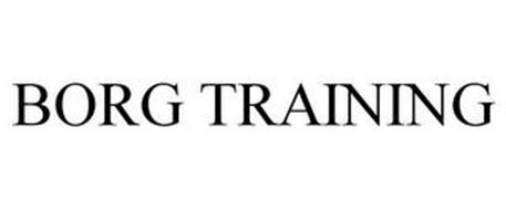 BORG TRAINING
