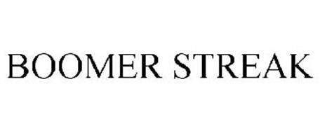 BOOMER STREAK