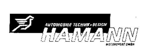 AUTOMOBILE TECHNIK + DESIGN HAMANN MOTORSPORT GMBH