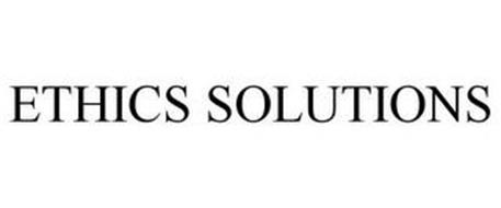 ETHICS SOLUTIONS