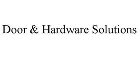 DOOR & HARDWARE SOLUTIONS