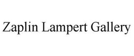 ZAPLIN LAMPERT GALLERY
