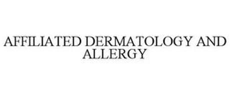 AFFILIATED DERMATOLOGY AND ALLERGY