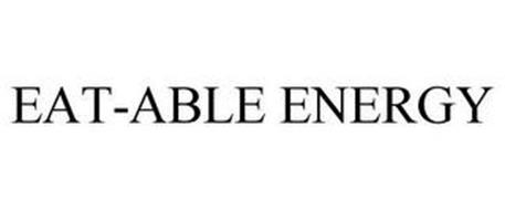 EAT-ABLE ENERGY