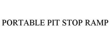 PORTABLE PIT STOP RAMP