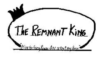 """THE REMNANT KING """"A SIZE FOR EVERY ROOM-A PRICE FOR EVERY PURSE"""""""