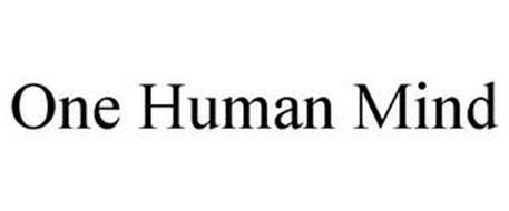ONE HUMAN MIND