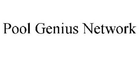 POOL GENIUS NETWORK