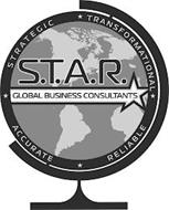 S.T.A.R. GLOBAL BUSINESS CONSULTANTS STRATEGIC TRANSFORMATIONAL ACCURATE RELIABLE